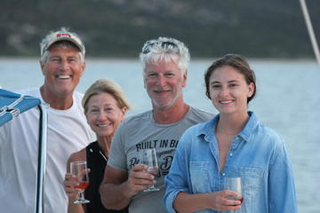 kathleen-with-family-review-charter-with-skipper-sailing-clyclades-catmaran-captaincook